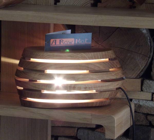 lampe galet à poser