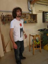 Créateur mobilier bois Arawmat, ébéniste, designer