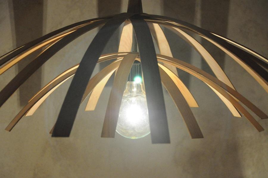 Suspension Arawmat LsH60 design en hêtre