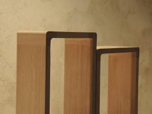 étagères arawmat zigzag très modernes