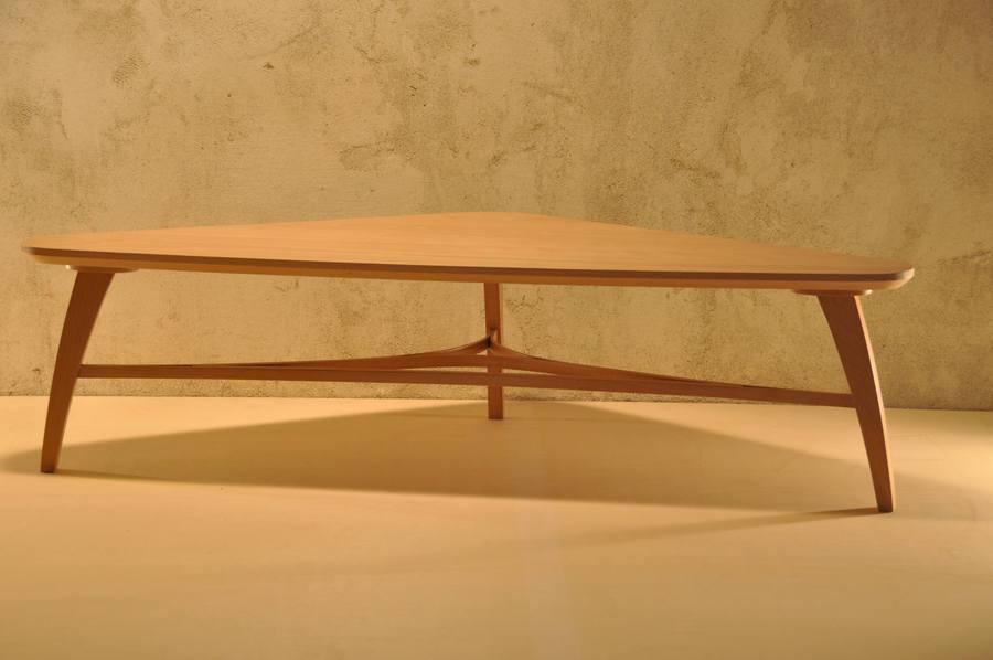 Table basse tripode TbH117 - L\'Atelier A RawMat