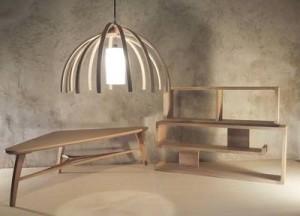 Créations de mobilier design en bois en Auvergne, Puy de Dôme