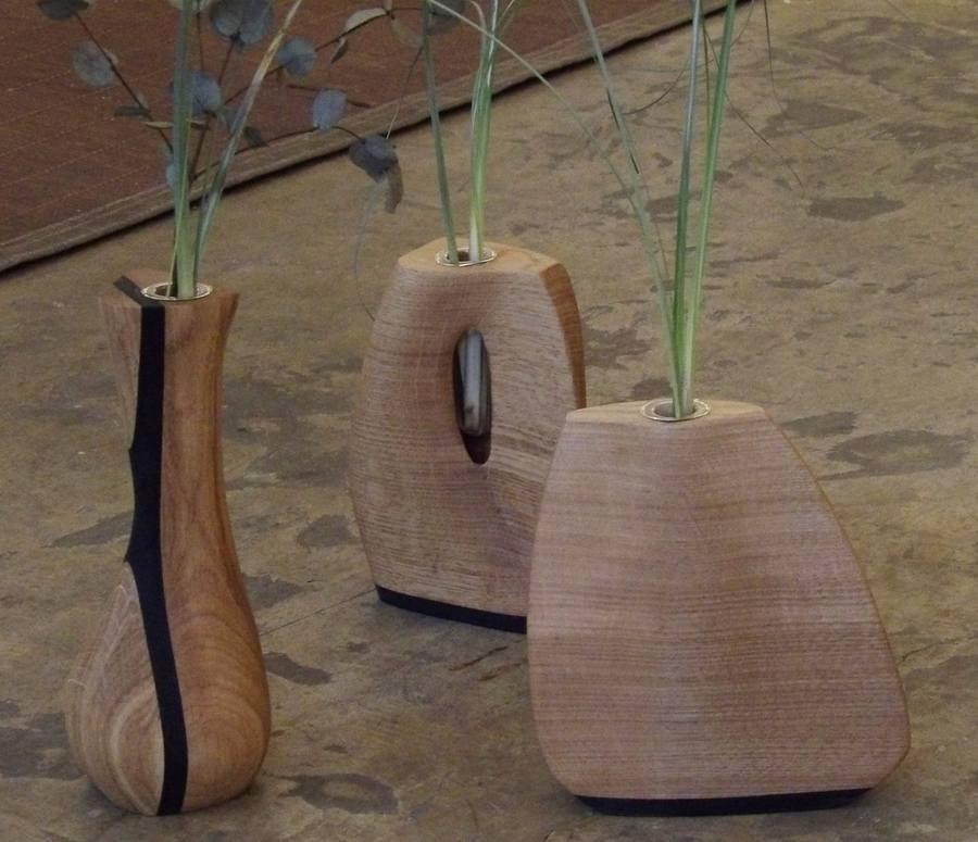 soliflore design bois