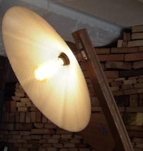 Abat-jour chapeau chinois en acier perforé en acier perforé