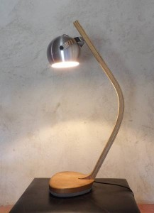 luminaire bois design