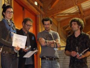 prix du jury meilleure création 2015