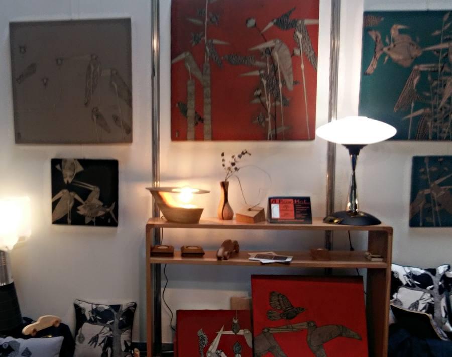 Espace Design et Art salon Saint Etienne