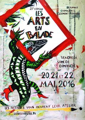 Arts en Balade 2016