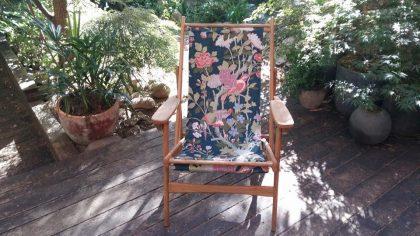 créations françaises mobilier chêne de jardin
