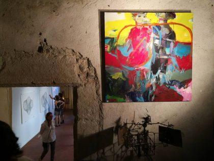 Exposition collective estivale Matières d'Art 2017