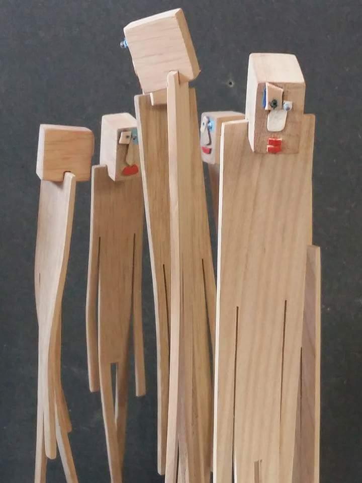 sculptures bois arawmat