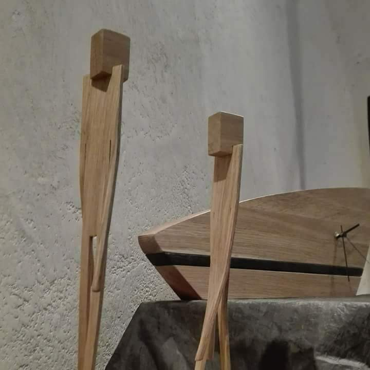 accessoire décoration sculptures bois