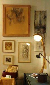 luminaire design bois volvic arawmat