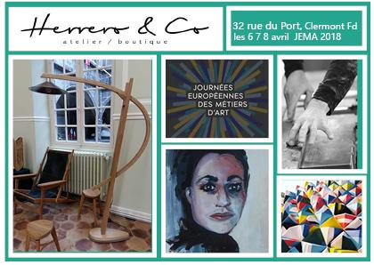 journées Européennes Métiers d'Art Herrero&CO