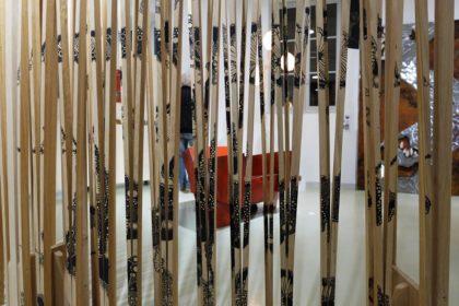 Exposition collective, le Trampoline, Vic le Comte, Nouvelle Vague, Design et Matières