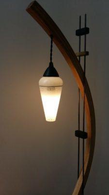 Création luminaires arawmat