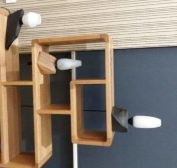 création mobilier luminaires bois arawmat