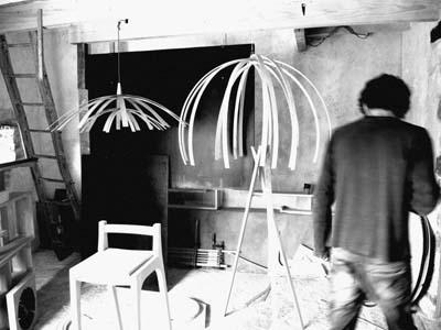 Arawmat créateur de mobilier design en bois massif