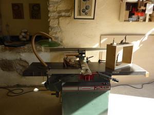 L'atelier A RawMat de création de mobilier bois