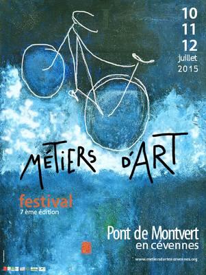 Festival des métiers d'Art en Cévennes